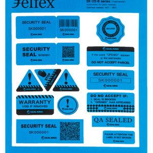 Bezpečnostní štítky