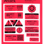 Security plomby / Delfex s.r.o.